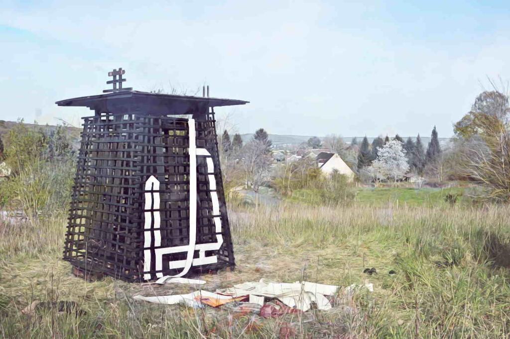 Nicolas Rouxel-chaurey - maison en construction